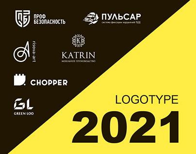 "Логотипы 2021 ""Logotype 2021"""