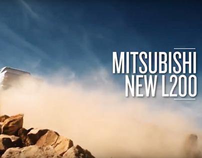 """TV - Mitsubishi L200 - """"La leyenda existe"""""""
