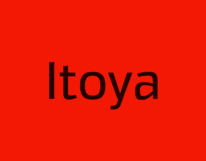 Itoya - Type Family