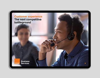 Orange Business Services CX Brochure