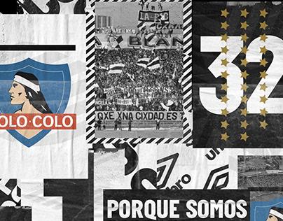 Umbro - Lanzamiento camiseta Colo Colo