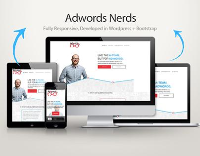ADN | Wordpress | Bootstrap