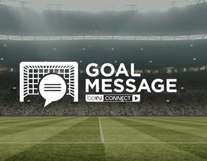 BEIN SPORT - Goal Message