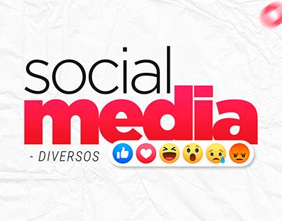 SOCIAL MEDIA // Diversos