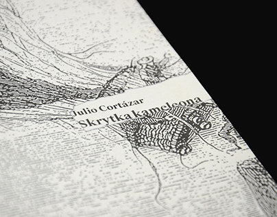 Chameleon's Box by Julio Cortázar | book design