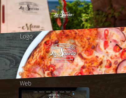 Restaurant La Spezia Web, Print, Shoot, Print