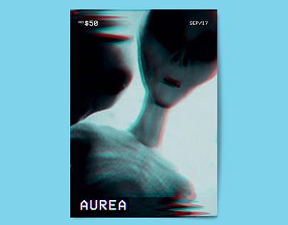 Diseño Editorial - Aurea