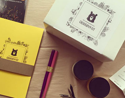 Filomenas Calligraphy Kit