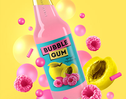 """Bubble gum"" lemonade"