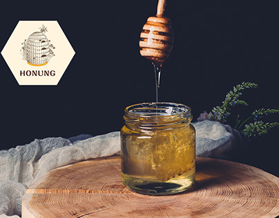 "CORPORATE IDENTITY DEVELOPMENT ""FARMER`S HONEY"""