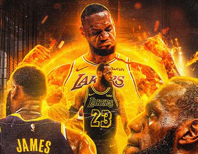 LeBron James - NBA 2020