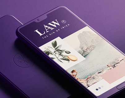 LAW Gin – Social Media Communications