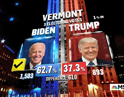 US Elections Augmented Reality 2016-2020