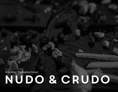 NUDO & CRUDO   Branding / Packaging Design