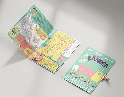 Leaflets And template design