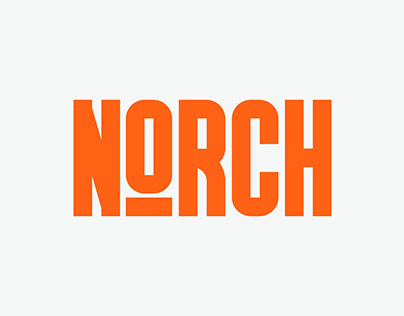 GR Norch - Sports Typeface