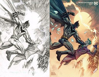 Batman Detective Comics #1027