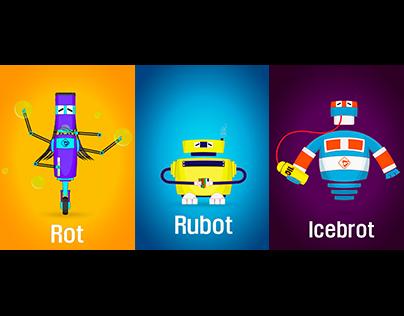 Creabots