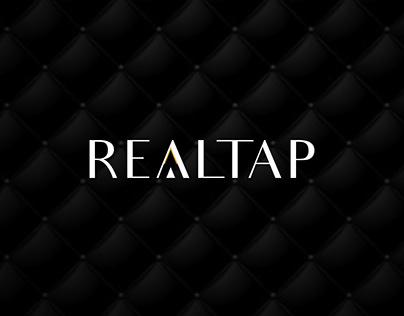 Realtap - Branding And logo Design
