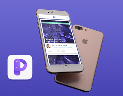 PABBIT - A Party Meetup Mobile App