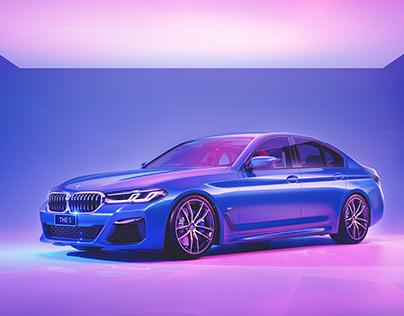 BMW 5 Series Studio