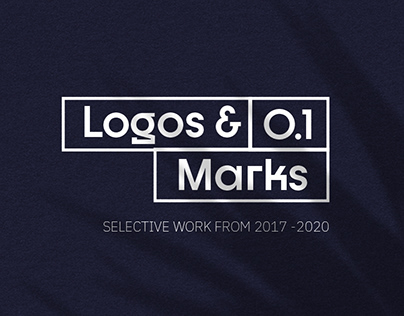 LOGOS & MARKS 2017-2020