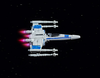 X-Wing - Stop Motion