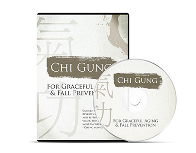 Chi Gung DVD Packaging