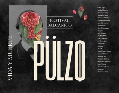 PÜLZO · Festival Balcánico ·