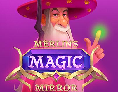 Merlin's Magic Mirror Animations
