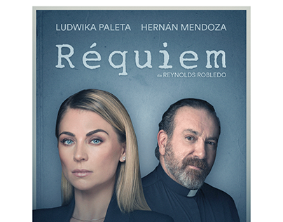"Poster Design ""Requiem"""