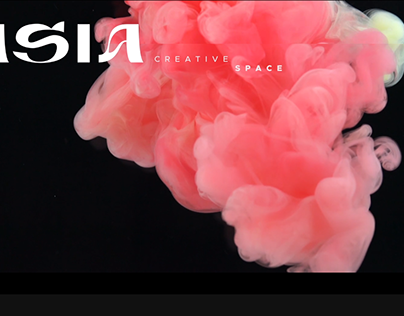 ASIA CREATIVE SPACE - WEBSITE