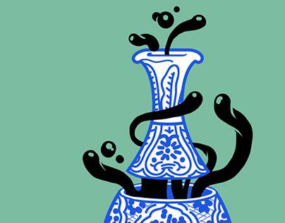 Study of Vases