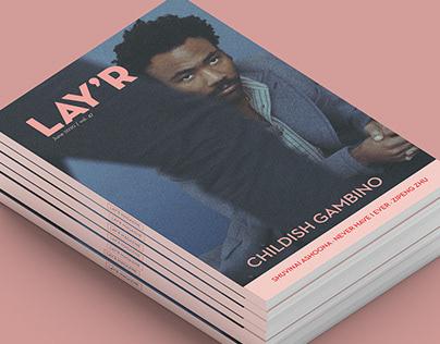 LAY'R Magazine