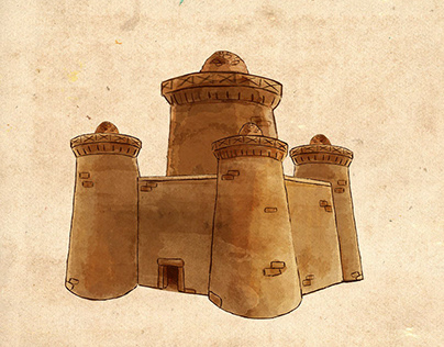 Museum of Nuragic Civilization - Illustrations
