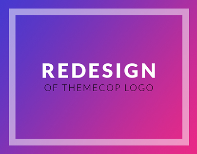 Redesign of Themecop Logo