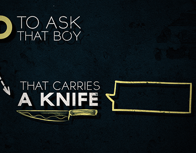 Knife Sentence Lyric Video