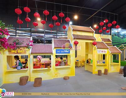 Bảo tàng trẻ em đầu tiên tại Việt Nam