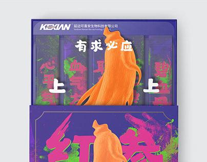 可喜安 红参39液 Kexian Red Ginseng Essence Liquid