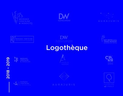 Logothèque 2018 - 2019