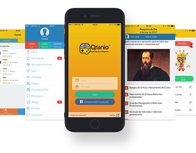 Qranio - Making learning fun - 2015