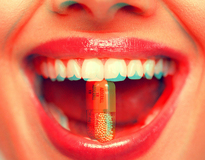 Take Your Pills - Netflix Display Art
