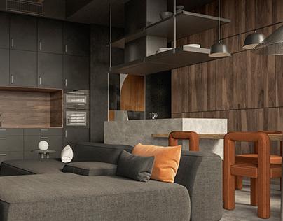 BLCK Apartment