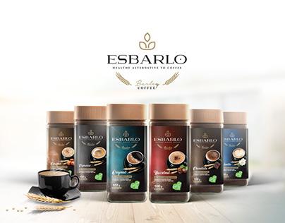 Esbarlo Coffee | Branding