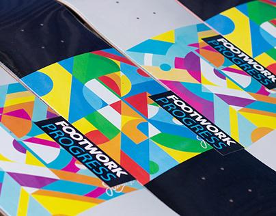 Footwork skateboards