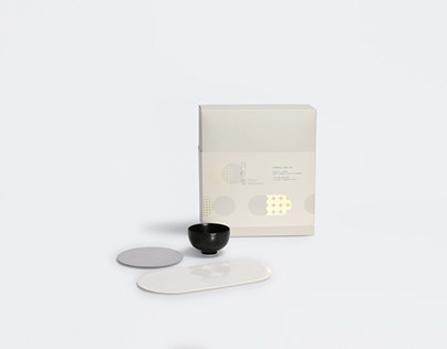 國家禮品館禮盒設計|月行者 Moon Wanderer