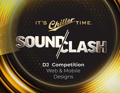 Miller SoundClash UI