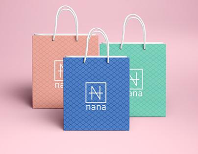 Nana - Design feito a mão