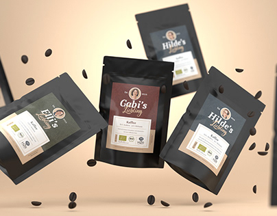 H2R Coffee Packaging
