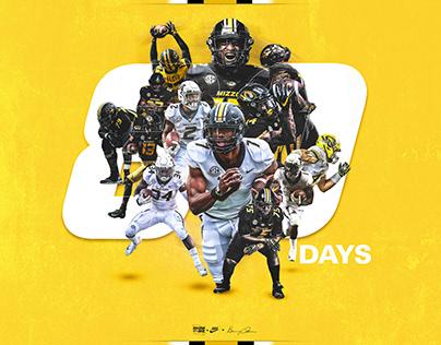 80 Days until Mizzou Football